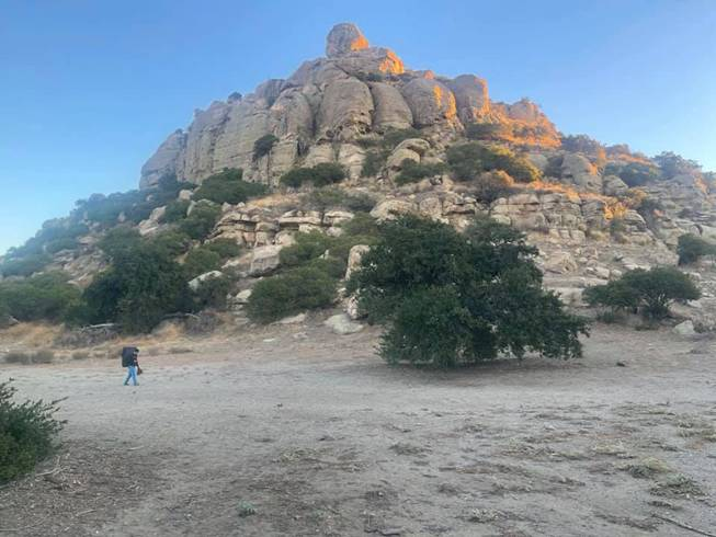 Stoney Point Park, Los Angeles